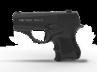 Retay, Пистолет стартовый Retay Nano 8 мм black