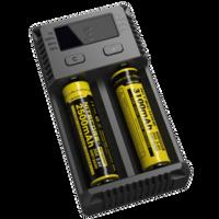 Зарядное устройство Nitecore Intellicharger NEW i2 2 канала)