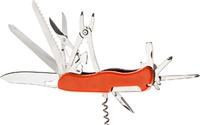 Нож PARTNER HH082014110, 13 инструментов (оранжевый)