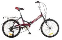 """Велосипед Optimabikes VECTOR St 20"""" St черно-красный"""