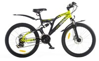 "Велосипеды Optimabikes, Велосипед Optimabikes MESSER AM2 DD 24"" St"