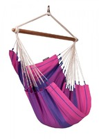 Подвесной стул-гамак La Siesta Orquidea purple