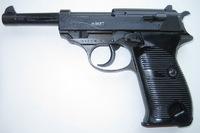 Макеты массогабаритные, ММГ Walther P-38