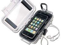 Надежный кейс для хранения мобильного телефона, КПК или личных документов Peli 1020