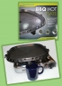 Грили и грилевые аксессуары, Гриль-сковорода SKP 198 BBQ         для газовой плиты