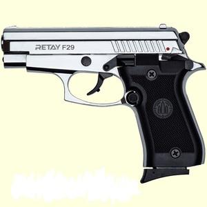 Retay, Пистолет стартовый Retay F29 nickel