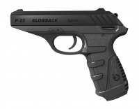 Пневматический пистолет Gamo P-25 Blowback