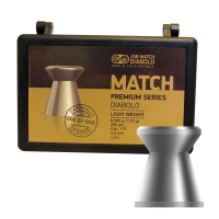 Пули JSB Match Premium light 4.52мм, 0.475г