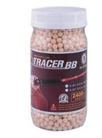 Шары 6мм G&G Tracer RED 0.20g 2400шт.