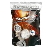 Шары 6мм Rockets Platinum 0,25g 1кг