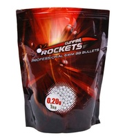 Шары 6мм Rockets Professional 0,20g 1кг