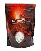 Шары Airsoft, Шары 6мм Rockets Professional 0,23g 1кг