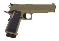 Пистолет Cyma COLT 1911 CM.128 AEP Tan