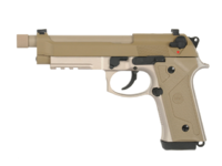 SRC Beretta SR9A3 GBB CO2 Tan страйкбол