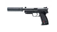 Пистолет Umarex Heckler&Koch USP Tactical AEP