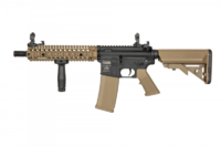Штурмовая винтовка Specna Arms Daniel Defense MK18 SA-C19 CORE X-ASR Half-Tan