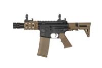 Штурмовая винтовка Specna Arms SA-C10 CORE M4 PDW Half-Tan