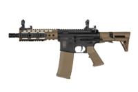 Штурмовая винтовка Specna Arms SA-C12 CORE M4 PDW Half-Tan