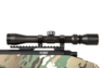 Specna Arms, Снайперская винтовка Specna Arms M62 SA-S02 Core With Scope and Bipod Multicam