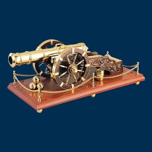 Сувенирное оружие, Пушка настольная