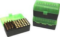 Кейс для патронов MTM RS-50 на 50 патронов кал. 222 Rem и 223 Rem