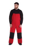 Зимний рыболовный костюм мембранный Fishing Style Arctic Offence Красный XXL