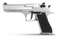 Пистолет стартовый Retay Eagle chrome