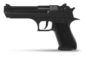 Retay, Пистолет стартовый Retay Eagle Black