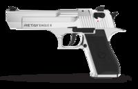 Retay, Пистолет стартовый Retay Eagle nickel