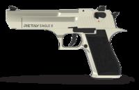 Пистолет стартовый Retay Eagle satin