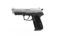 Пистолет стартовый Retay S22 nickel