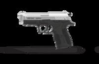 Пистолет стартовый Retay XPro chrome
