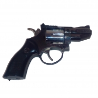 Зажигалка Револьвер малый в кобуре