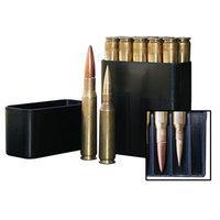 Кейс для патронов MTM 50 BMG Slip-Top на 10 патронов кал. 50 BMG зеленый