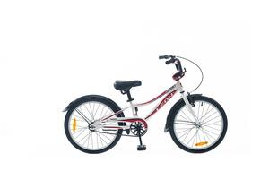 """Велосипеды Leon, Велосипед Leon ROBIN AI 20"""" белый"""