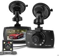 Видеорегистратор RS DVR-230F 2 камеры