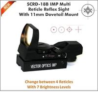Прицелы коллиматорные Vector Optics, Прицел коллиматорный голографический Vector Optics Imp (1x22x34)