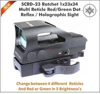 Прицел коллиматорный голографический Vector Optics Ratchet (1x28x40)
