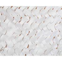 Маскировочные сети, Маскировочная сеть Shelter White 3x6 белая
