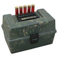 Кейс для патронов MTM Shotshell Case на 100 патронов кал. 12/76