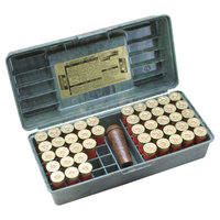 Кейс для патронов MTM Shotshell Case на 50 патронов кал 20/76