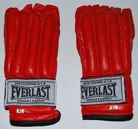 Перчатки снарядные Everlast Red