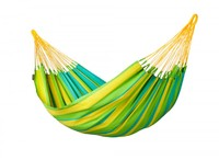 Одноместный гамак La Siesta Sonrisa lime