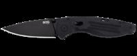 SOG, AE02-CP Нож SOG Aegis Black TiNi