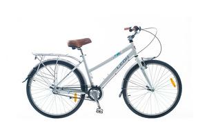 """Велосипеды Leon, Велосипед Leon SOLARIS LADY AI 26"""" белый"""