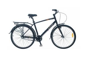"""Велосипеды Leon, Велосипед Leon SOLARIS MAN AI 26"""" белый"""