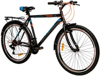 Велосипед Premier Texas 26 V-brake 20 Black Blue
