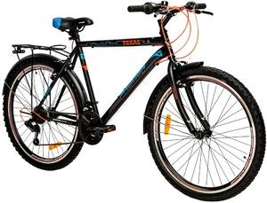 Велосипеды Premier, Велосипед Premier Texas 26 V-brake 20 Black Blue