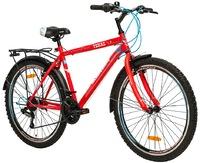 Велосипед Premier Texas 26 V-brake 18 Neon Red
