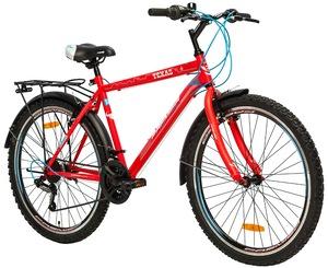 Велосипеды Premier, Велосипед Premier Texas 26 V-brake 18 Neon Red